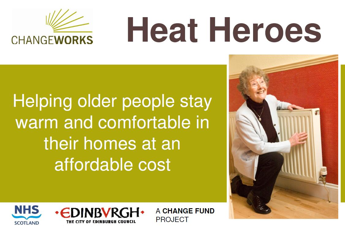 Heat Heroes Volunteer